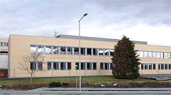 Høyskolen I Ålesund – LABB Bygget