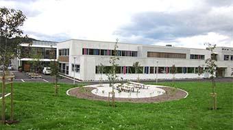 Borgund Vgs Byggetrinn 4