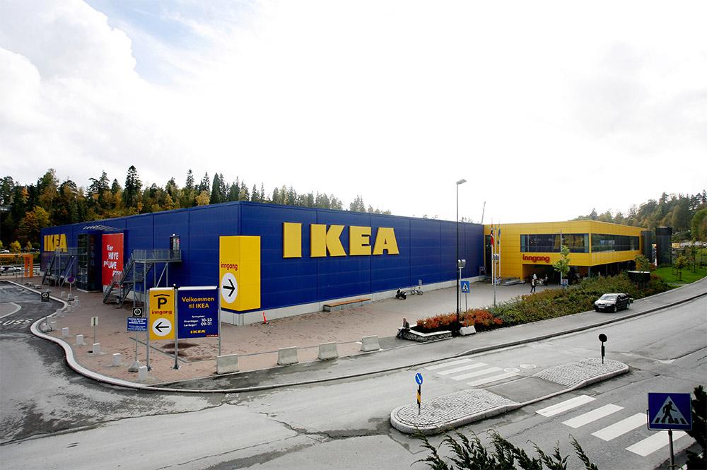 Ikea slependen kontakt