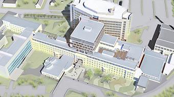 Kontorbygg Nordlandssykehuset