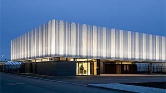 VIP-hus Ved OSL, Gardermoen