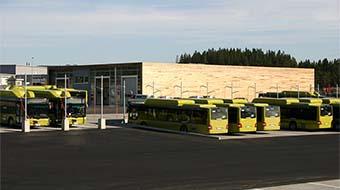 Sandmoen Bussdepot