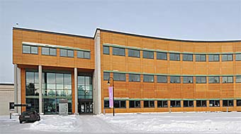 Skarnes Rådhus