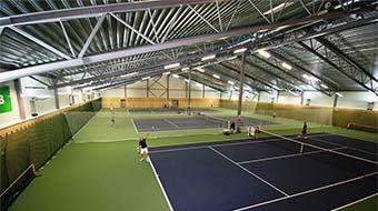 SEB Arena – Stabekk Tennishall