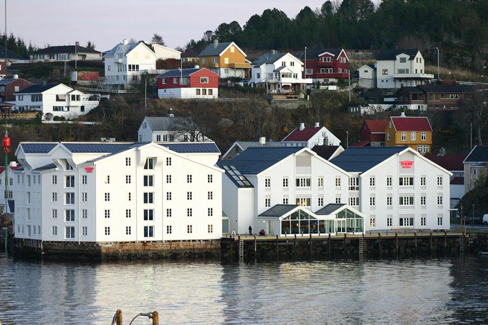 Thon Hotel Bilde Av Kristiansund I