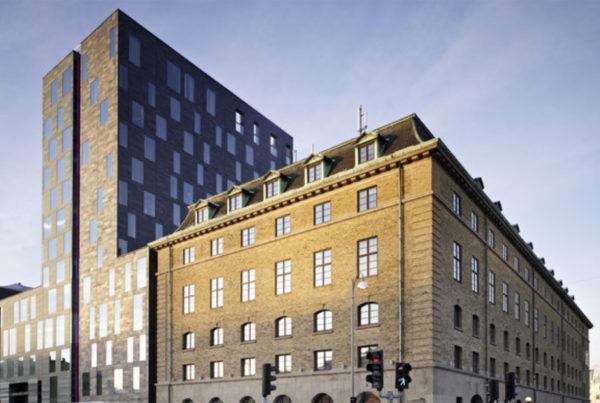 Göteborg Post Hotel – tilbygg