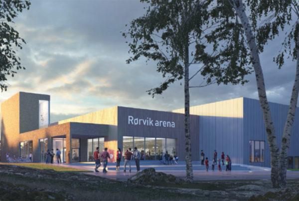 Rørvik arena